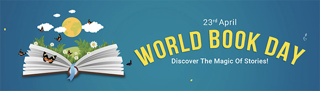 Flipkart Offers Discounts Up to 80% on Books Today for World Book Day