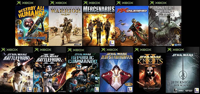 11 More Backward Compatible Xbox Games Come to Xbox One Consoles