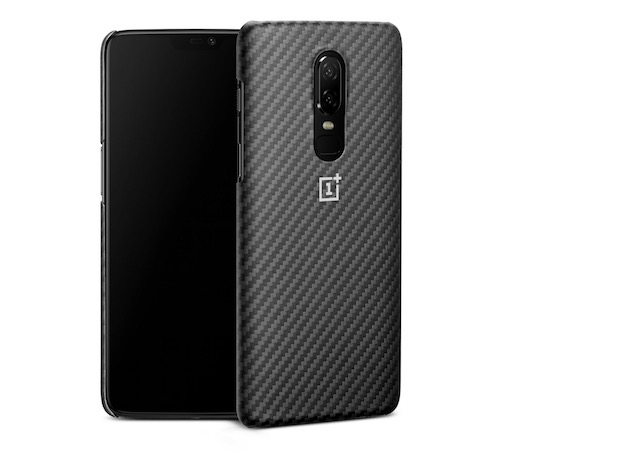 1. Official OnePlus 6 Dual Protection Bundle a