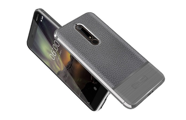 10. Vinve TPU Shock Absorption Case for Nokia 6.1
