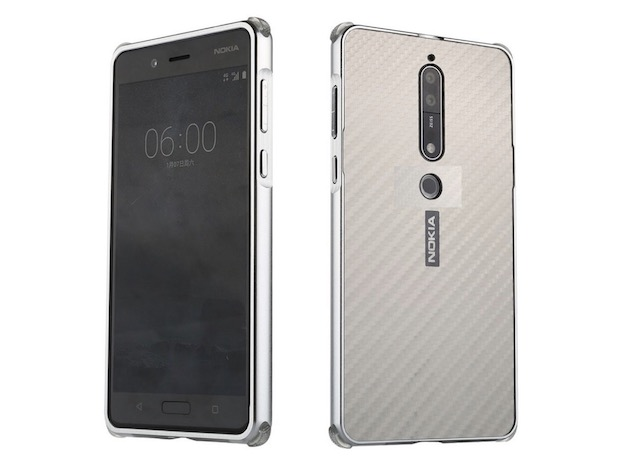 2. ZLDECO Stylish Edge case for Nokia 6.1