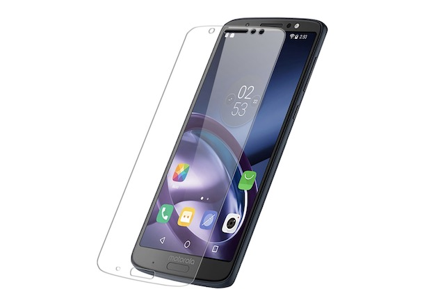 3. Olixar Tempered Glass Screen Protection For Moto G6 Plus