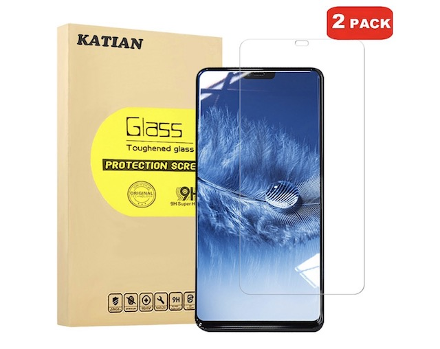3. OnePlus 6 Screen Protector By KATIAN HD