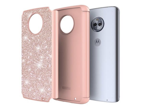 3. Rosebono Luxury Case Cover for Motorola Moto G6 Plus