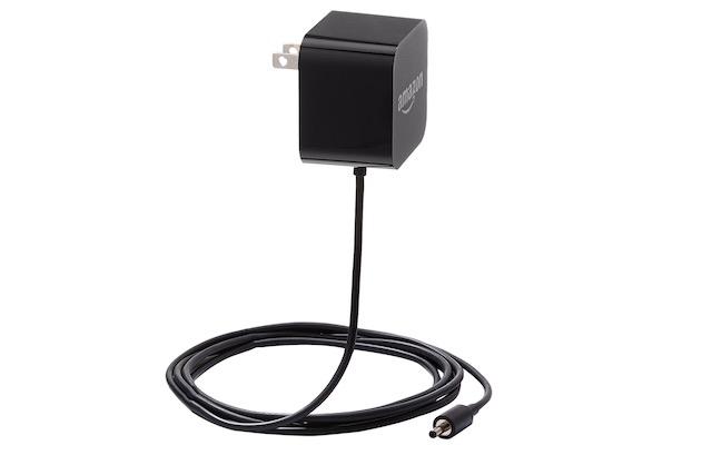 4. Amazon Echo Spot Power Adapter
