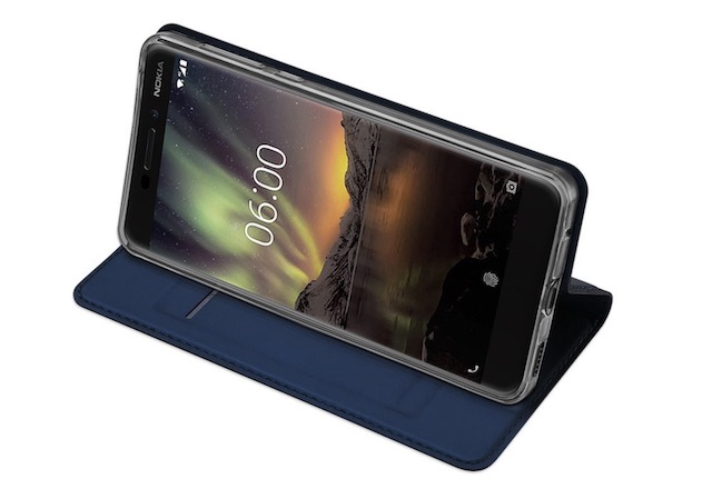 5. TinTop Flip Case for Nokia 6.1