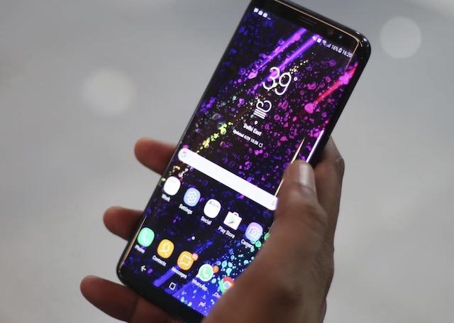 6. Samsung Galaxy S8