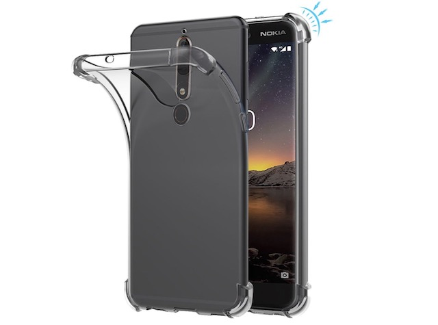 8. Suensan Clear Case for Nokia 6.1