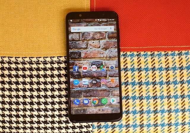 9. Asus Zenfone Max Pro M1