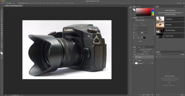 Adobe Photoshop CC 2018 User Experience