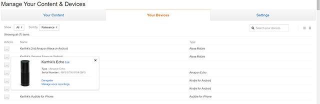 Delete Alexa Recordings Website 3