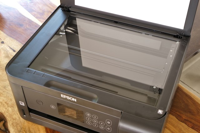Epson L4160 Scanning and Copying