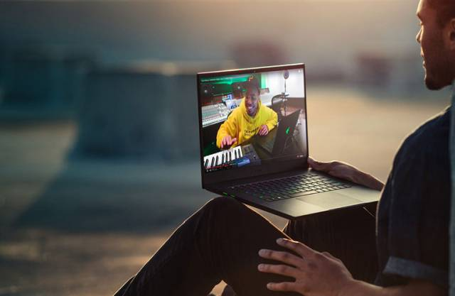 New Razer Blade features a 15.6-inch display