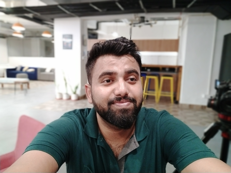 Vivo X21 Selfie Samples 1