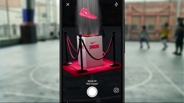 ar marketing messenger