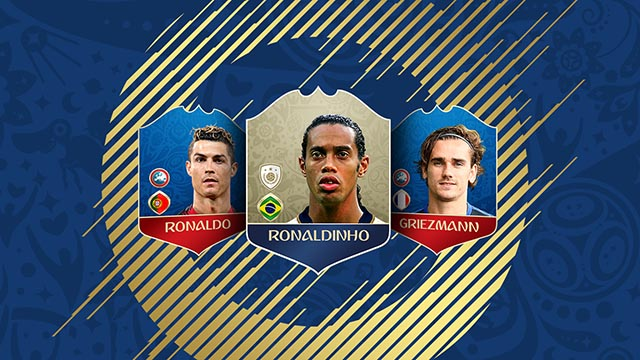 FIFA World Cup 2018 Free Update for FIFA 18 Brings Legendary Players, New Modes