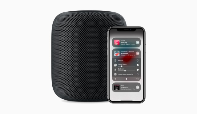 HomePod Airplay 2 IOS 11,4