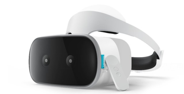 lenovo mirage solo daydream headset beech