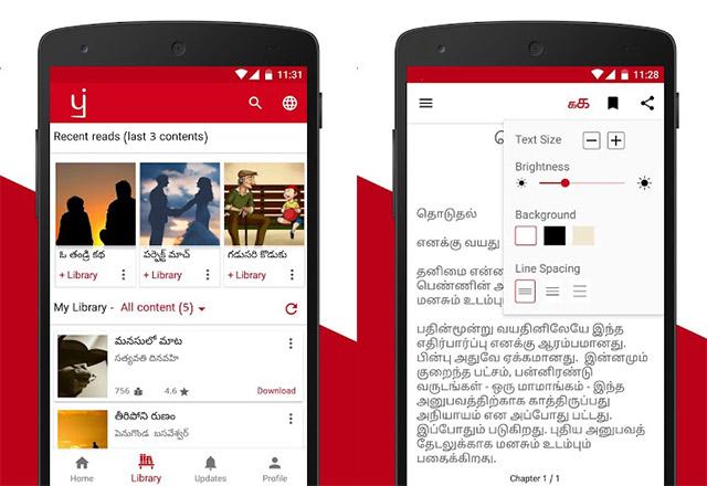 Indian Language Blogging Platform Pratilipi Selected for Google Launchpad