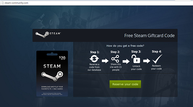 Here's How To Avoid Popular Steam Scams Such as Lotteries, Gear Baits and Second-Hand Accounts