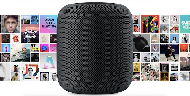 2. Apple HomePod