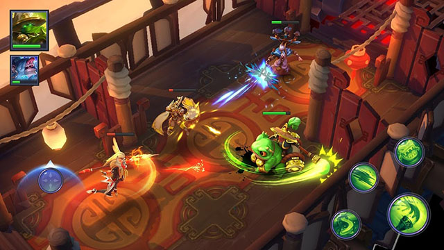Dungeon Hunter Champions Android Games
