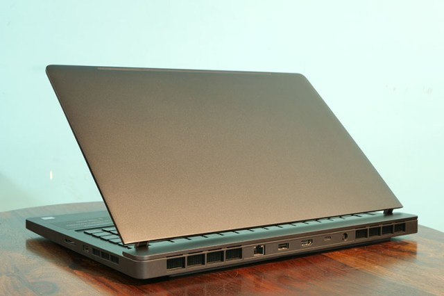 Mi Gaming Laptop back