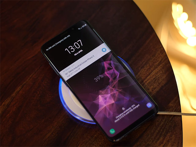 Overrated feature Wireless Charging