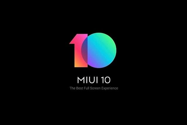 MIUI 10 on Poco F1