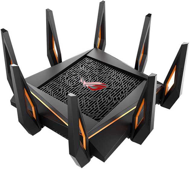 Asus Unveils New Wi-Fi Routers For Gamers With 802.11ax Support