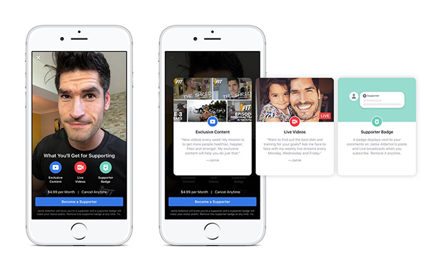 Brands Can Now Partner With Content Creators Using Facebook's New Tools
