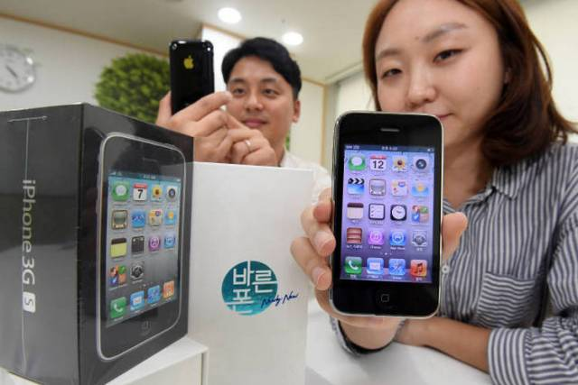 Apple and Samsung End 7 Year Long Legal Battle About Who Copied Who