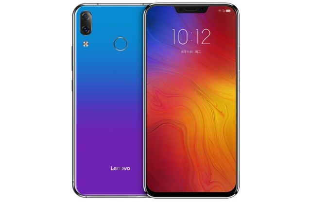 lenovo z5 phone launched