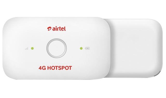 2. Airtel 4G Hotspot E5573Cs
