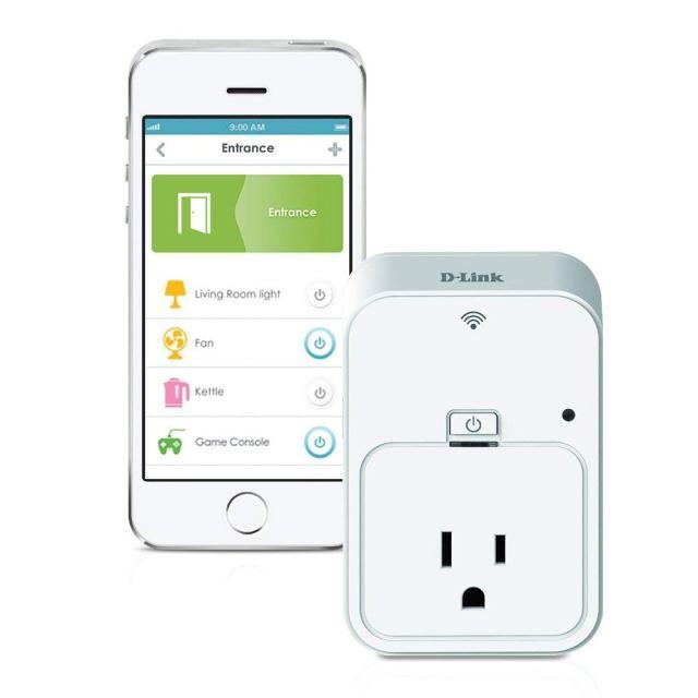 D-Link smart plug google home