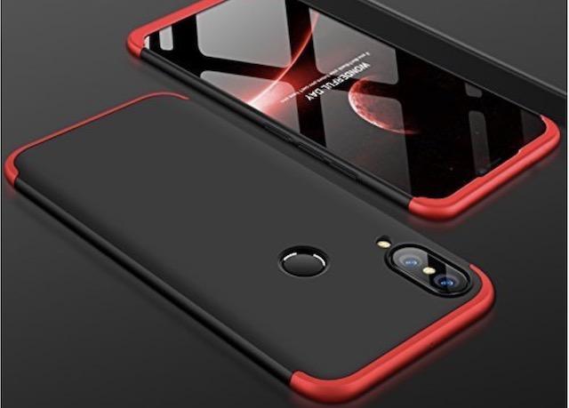 9. SPAZY CASE 360 Hard Case for Asus Zenfone 5Z