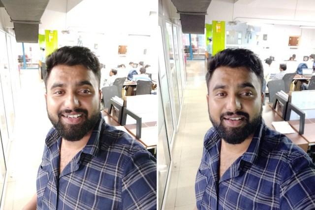 Mi 8 vs OnePlus 6 camera 12