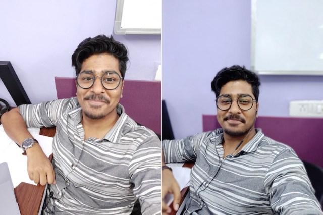 Mi 8 vs OnePlus 6 camera 13