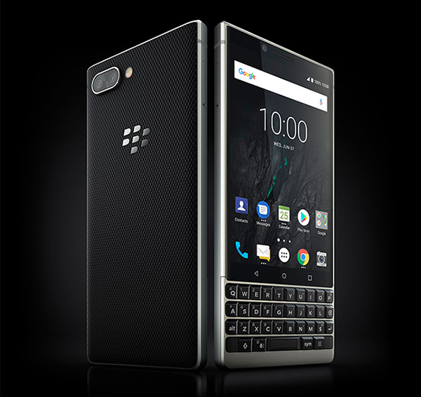 BlackBerry KEY2 Lite Edition Could be Launched at IFA 2018