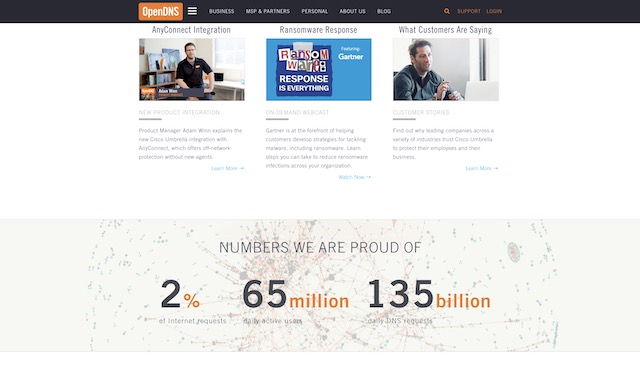 3.OpenDNS