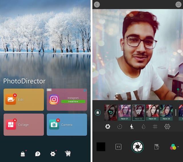 9. PhotoDirector