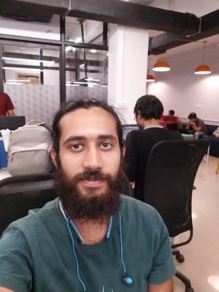 Samsung Galaxy On8 selfies 00002