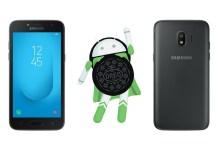 samsung mid-range phones oreo