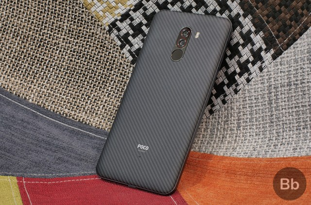 Poco F1 Goes on First Sale at 12PM Today: Discount Offers & More