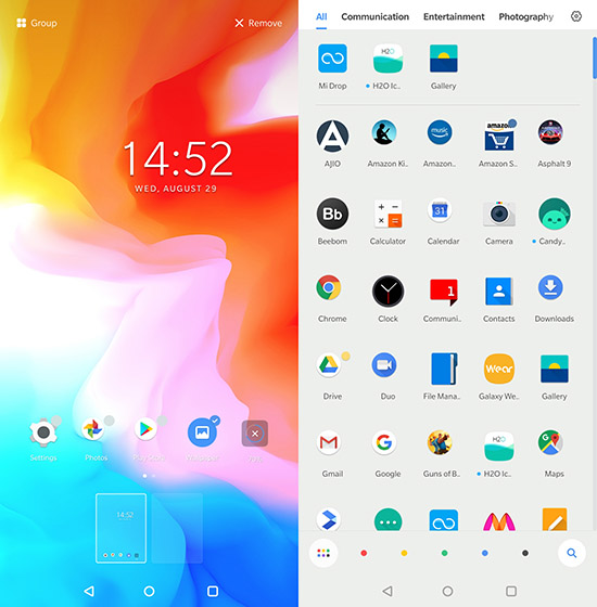 Poco Launcher is Now Available on the Google Play Store