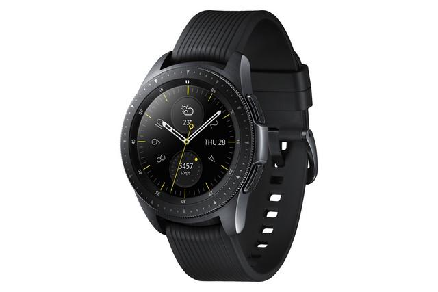 Galaxy Watch in Black