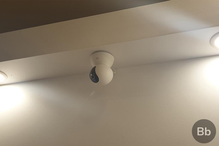 Ми домашняя камера безопасности