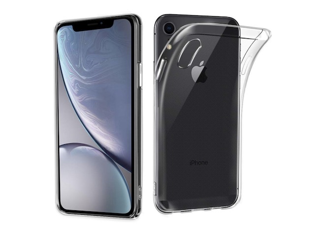 8. iPhone XR Clear Case by Evidet
