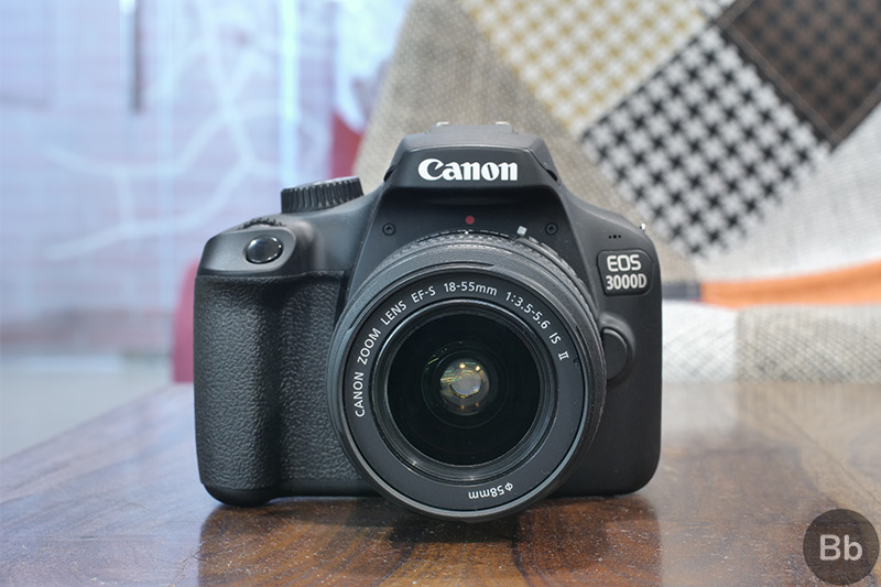 canon eos 3000d dslr at just rs 18 990 in flipkart big billion days rh beebom com Canon EOS Rebel Digital Camera Old Canon EOS Rebel