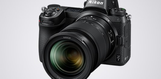 Nikon Z7 and Z6 Full-Frame Mirrorless